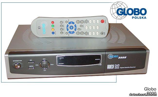 Дампы для Globo 3000-6010.